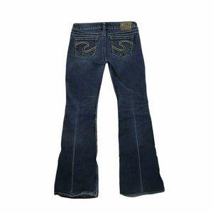 """Silver Jeans Women Frances 22"""" Sz 29 X 32 in 2-22"""